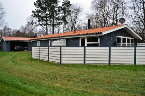 Sommerhus ved Gjerrild Nordstrand – 6 personers