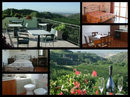 Ferielejligheder i smukkeste vinområde tæt på Milano