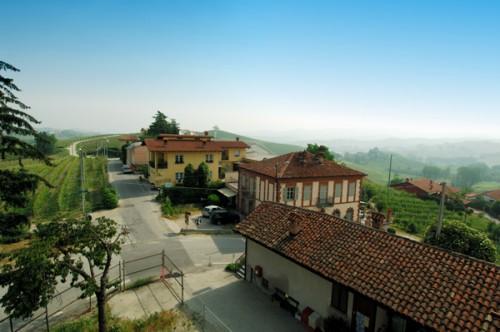 Ferielejlighed paa lille vingaard i hjertet af Barolo distriktet