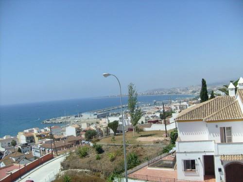 Sydspanien, tæt ved Middelhavet, god udsigt