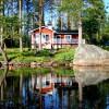 Hytte Sverige