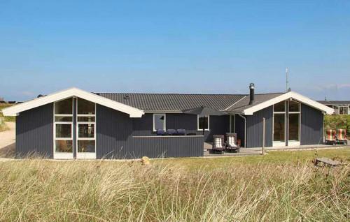 Luxus sommerhus – 100 m. fra Vesterhavet – Bjerregård