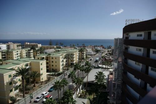 Panorama udsigt – ligger meget centralt på 8. og 9. etage Gran Canarie