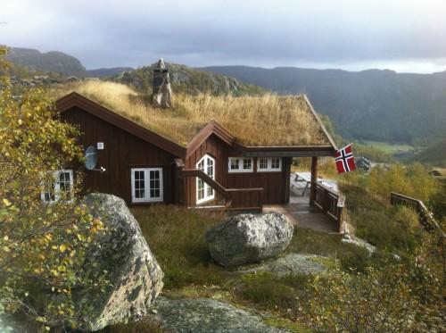 Hytter til leie i Sør-Norge
