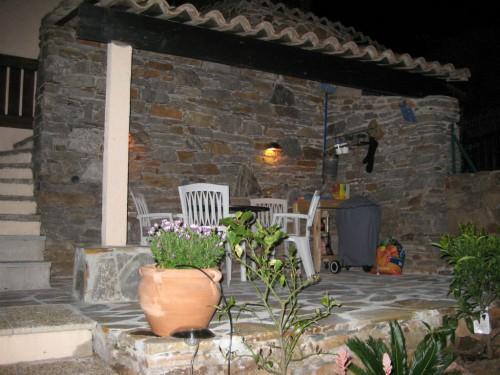 Gril-terrasse