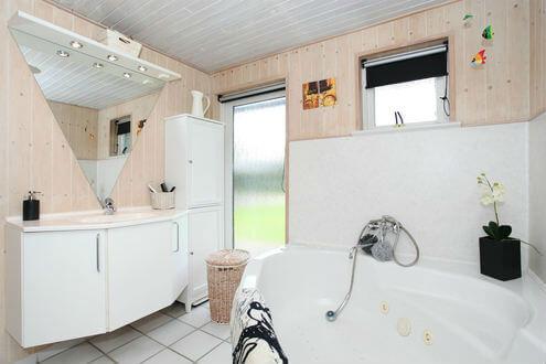 badeværelse med spa