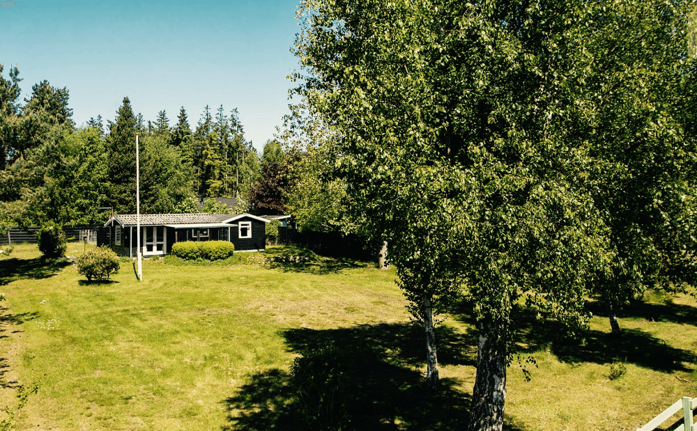 Lille sommerhus ved Sejerøbugten