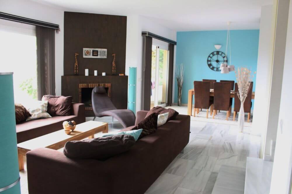 Villa i Spanien - stuen 2