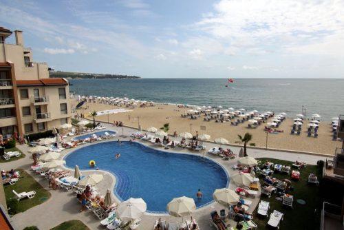 Strandlejlighed på 4 stjernet Resort