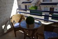 Balkon med udgang fra soveværelse