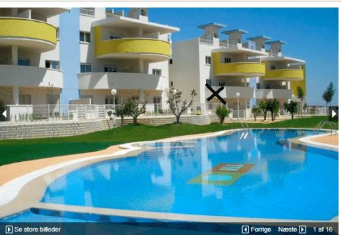 Velholdt familiebolig i attraktivt område tæt på fine golfbaner ved Alicante, Torrevieja